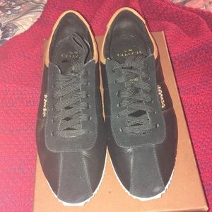 Coach Ivory Sneakers